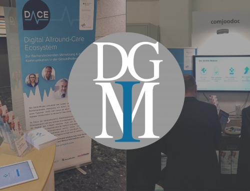 comjoodoc at the DGIM Congress 2019